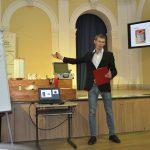Přednáška v Praze