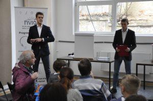 Přednáška v Plzni